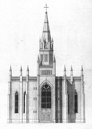 New Altstadt Church - Image: Altstadtkirche