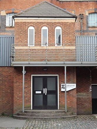 Weatherfield - Original Underworld at Coronation Street: The Tour at the former Granada Studios, Quay Street, Manchester