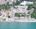 Amalfi Coast viewed from the Tyrrhenian Sea 01.jpg