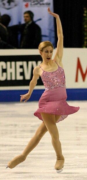 Upright spin - Image: Amber Corwin