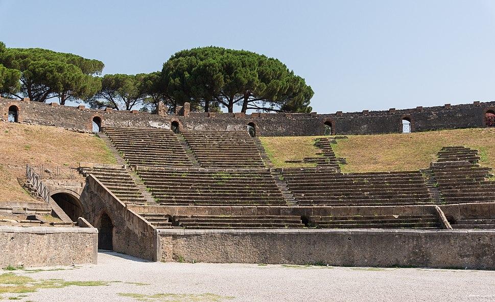 Amphitheatre 1 Pompeii