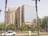 Anaheim City Hall.
