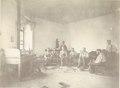 Ancienne prison de Montréal prisonniers dans la boutique du cordonnier BAnQ Vieux-Montréal 06M P750S1P7519 a.tiff