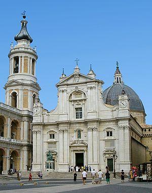 Loreto, Marche - Image: Ancona loreto