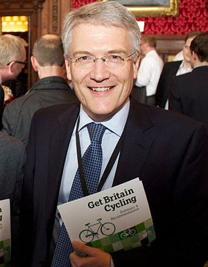 Exchequer Secretary to the Treasury - Image: Andrew Jones MP
