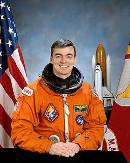 Andrew M. Allen American astronaut (born 1955)