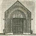 Andria porta della chiesa di Sant'Agostino xilografia di Barberis 1898.jpg