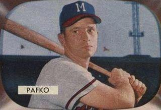 Andy Pafko American baseball player