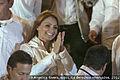 Angélica Rivera de Peña en el inicio de campaña de Enrique Peña Nieto. (6883936636).jpg