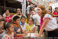 Angélica Rivera de Peña en encuentro y Visita a la escuela de los Voladores de Papantla. (7078342307).jpg