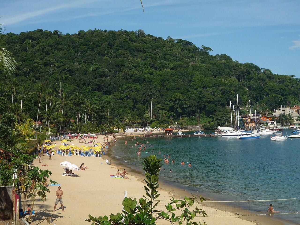 qué ver en brasil costa verde brasil