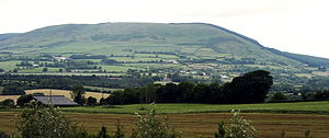 Annagh Hill - Annagh Hill, from the southeast