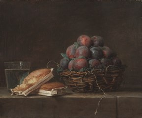 Basket of Plums (1971.47)