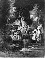 Anselm Feuerbach - Diana, dem Bade entsteigend, von Nymphen umgeben - 9817 - Bavarian State Painting Collections.jpg