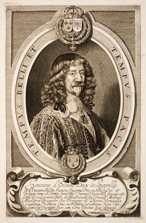 Henri II dOrléans, Duke of Longueville Prince of france