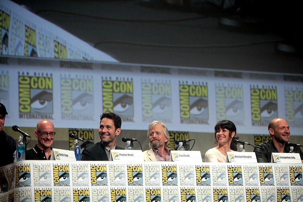 Ant-Man SDCC 2014 panel
