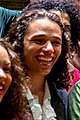 Anthony Ramos at Obama event with cast and crew of Hamilton musical, July 2015 (cropped).jpg