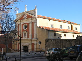 Roman Catholic Diocese of Grasse - Cathedral of Antibes (Notre-Dame-de-la-Platea)