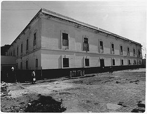 Antiguo Cuartel Militar Español de Ponce - Image: Antiguo Cuartel Militar Espanol de Ponce