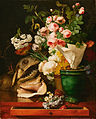 Antoine Berjon, French - Still Life with Flowers, Shells, a Shark's Head, and Petrifications - Google Art Project.jpg