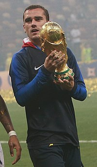 Antoine Griezmann World Cup Trophy.jpg