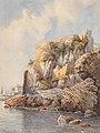 Anton Perko - Castelnuovo, Forte di Mare.jpg