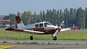 English: Plane Fun Inc Trustee's Piper PA-28-1...