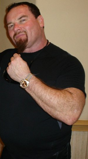 King of the Ring (1994) - Jim Neidhart interfered at King of the Ring and was a major part of the Hart brothers' feud.