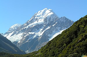 El Mount Cook