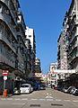 Apliu Street, looking north west from Wong Chuk Street (Hong Kong).jpg