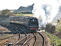 Approaching Weybourne Station - geograph.org.uk - 749015.jpg
