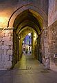 Arc de pas de la torre de la catedral de Terol.JPG