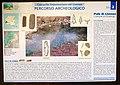 Archäologischer Weg am Livenza Fluss in Polcenigo, Provinz Pordenone, Italien, Europäische Union.jpg