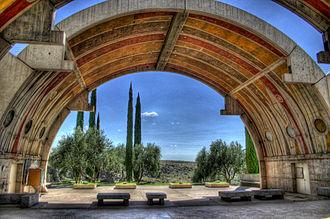 Arcosanti - Image: Arcosanti vaults