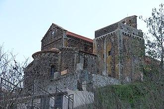 Ardara, Sardinia - Image: Ardara Chiesa di Santa Maria del Regno (12)