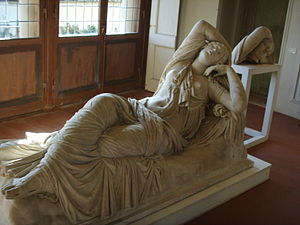 Sleeping Ariadne - The Medici Sleeping Ariadne