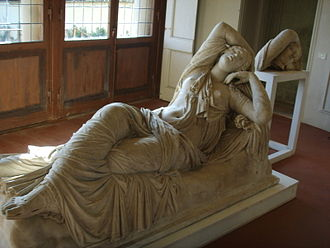 Sleeping Ariadne - The Medici Sleeping Ariadne