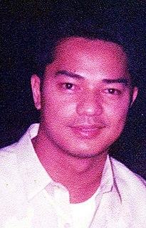 Ariel Rivera Filipino actor and singer