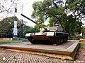 Arjun Main Battle Tank. (48885552898).jpg