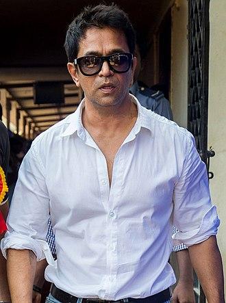 Arjun Sarja - Arjun at TFPC Elections