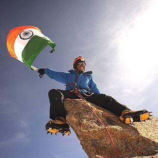 Arjun Vajpai Indian mountaineer