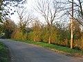 Arlescote road. - geograph.org.uk - 159226.jpg