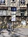 Arrêt Bus Montigny Maison Retraite Rue Jules Auffret - Pantin (FR93) - 2021-04-25 - 2.jpg
