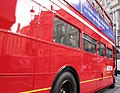 Arriva London Routemaster bus RM2217 (CUV 217C), Haymarket, route 159, 9 December 2005 (5).jpg