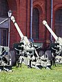 Artillery in the courtyard of the Artillery museum, Saint-Petersburg pic10.JPG