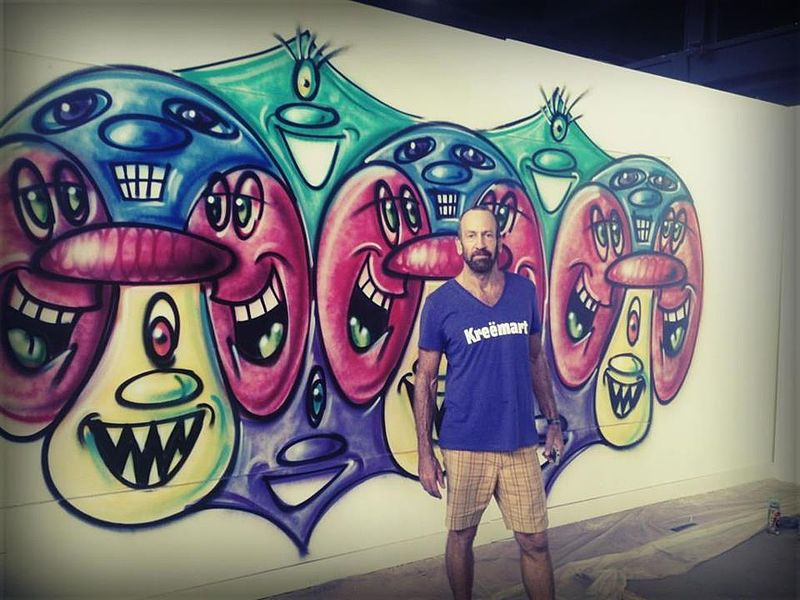 VIDEO: Kenny Scharf Shares His Thoughts About Art For Everyone