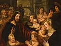 Artus Wolfaerts (studio) Christ blessing the children.jpg