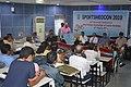 Arup Roy Delivering Inaugural Speech - SPORTSMEDCON 2019 - SSKM Hospital - Kolkata 2019-03-17 0183.JPG