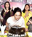 Asha Parekh on her 70th birthday.jpg