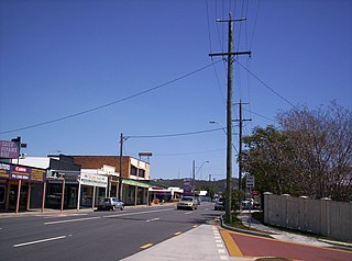 Ashgrove, Queensland Suburb of Brisbane, Queensland, Australia